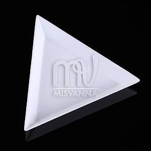 Емкость для декора треугольник