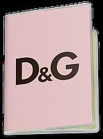 Обложка для паспорта  D&G (Бренд, фирма)