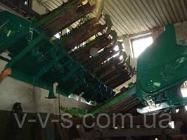 Подрібнювачі на кукурудзяні жатки John Deere, Case, CLAAS, Massey Ferguson
