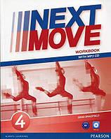 Next Move 4 WB + CD, фото 1