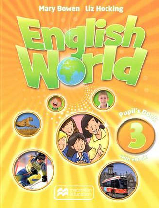 English World 3 Pupil's Book with eBook, фото 2