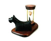 Оргинальный подарок - песочные часы с фигурками животных
