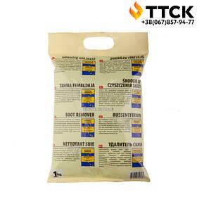 Средство для удаления сажи Hansa в эконом упаковке, 1 кг