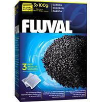 Вкладыш в фильтр FLUVAL уголь   300 г