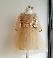 Платья для девочек 3-6 лет, фото 1