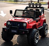Детский электромобиль Jeep M 3237 EBLR-3