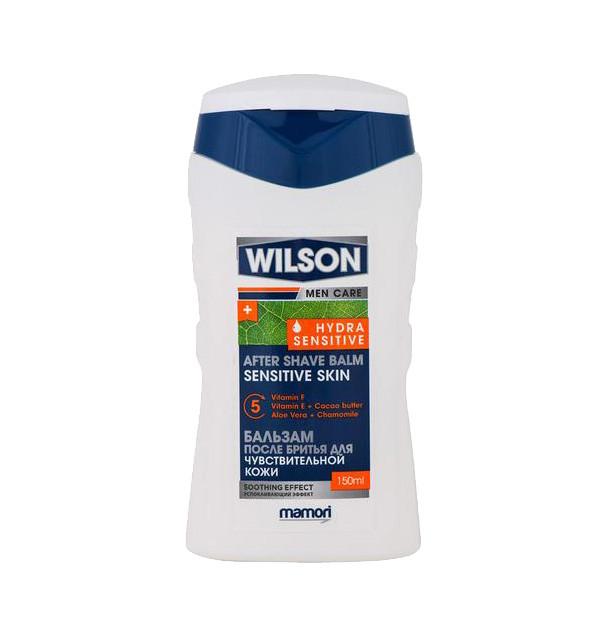 Бальзам после бритья Wilson успокаивающий эффект 150ml