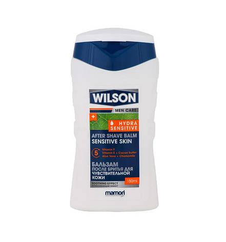 Бальзам после бритья Wilson успокаивающий эффект 150ml, фото 2