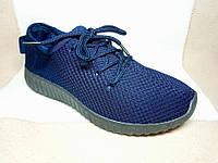 Текстильные кроссовки, размер 36-45