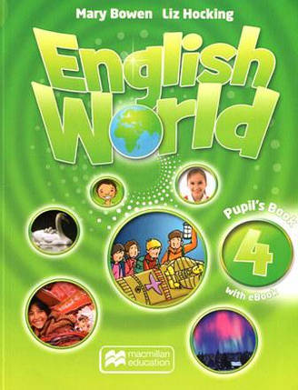 English World 4 Pupil's Book with eBook, фото 2