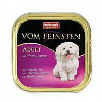 Анимонда Вом Фенштейн консерва для собак Индейка и ягнёнок  150 г