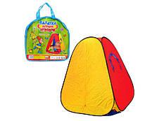 Детская палатка Bambi M0053 Пирамида 83х83х108 см.