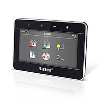 Клавиатура с сенсорным дисплеем для сигнализации INT-TSG-BSB