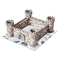 """Конструктор из керамических кирпичей """"Замок Орлиное гнездо"""" 870 деталей"""