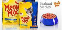 Мяу Микс с морепродуктами  6.44 кг