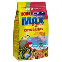 Кики Макс Меню корм для средних попугаев   500 г