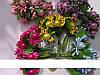СЛОЖНАЯ ТЫЧИНКА С БУСИНКОЙ, упаковка - 120 тычинок (10 букетиков одного цвета), фото 2