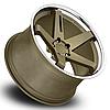 BLAQUE DIAMOND BD-21 Matte Bronze with Chrome Lip, фото 2
