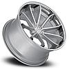 BLAQUE DIAMOND BD-23 Silver with Chrome Lip, фото 2