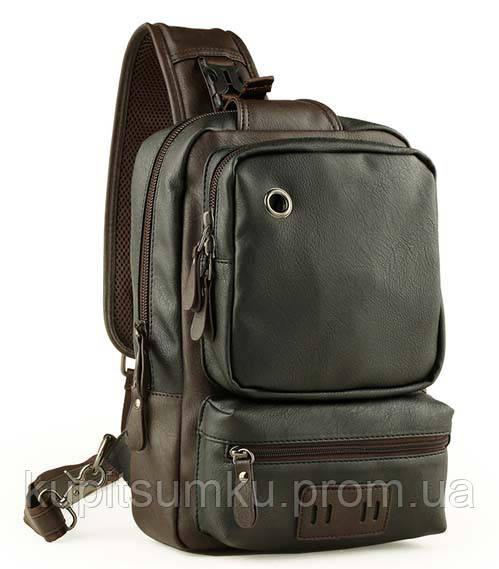 Рюкзак Бананки Urban Chic для мужчин. Модная и удобная сумка