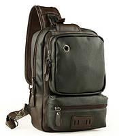 Рюкзак Бананки Urban Chic для мужчин. Модная и удобная сумка, фото 1