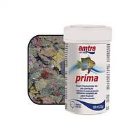 Амтра Прима ежедневный корм для тропических рыб с L-каротином 100мл   22 г