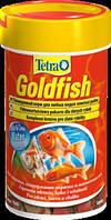 Тетра Голд Фиш 100мл хлопья для золотых рыбок   20 г
