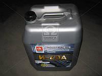 Масло индустриальное  И-40А (Канистра 20л) 4102871279