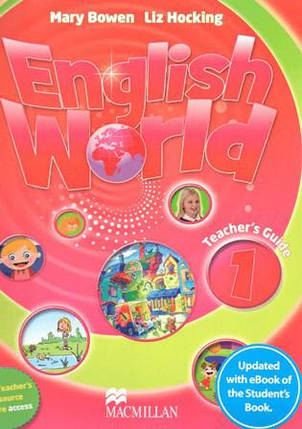 English World 1 Teacher's Book with Pupil's eBook, фото 2
