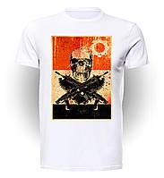 Футболка GeekLand Шестерёнки Войны Gears of War Gears Of War Art design GW.01.003