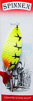 Блесна Spinnex Perch2 21g col.009