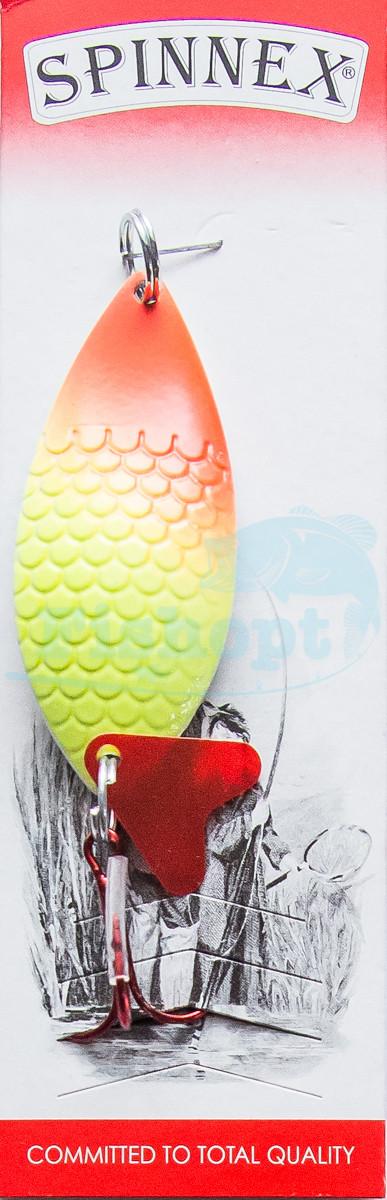 Блесна Spinnex Perch2 21g col.010