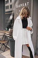 Женское пальто Cloud букле, подклад саржа.