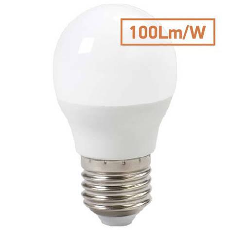 Светодиодная лампа Feron LB-195 7W E27 4000K 25812, фото 2