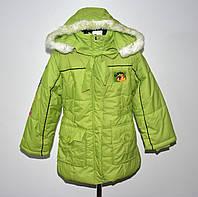 Демисезонная куртка на девочку Рост 134-140, фото 1