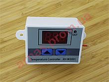 Терморегулятор XH-W3001 цифровий контролер температури (12V120W)