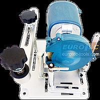 Станок заточной для пильных дисков 90-400 мм заточки дисковых пил, верстат заточувальний дисків Eurotec SS 201