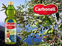 Оливковое масло Carbonell Picual 100%, 1л.