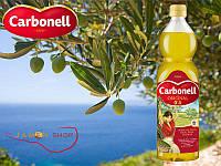 Оливковое масло Carbonell Original 0.4, 1л.