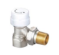 HLV-107031 Клапан термостатический угловой
