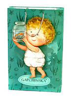 Гапчинская Пакет подарочный 39*25  СПК017