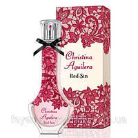 Парфюмированная вода Christina Aguilera Red Sin 15мл