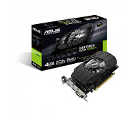 Видеокарта ASUS GeForce GTX 1050 Ti Phoenix 4GB (PH-GTX1050TI-4G)