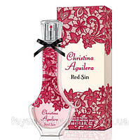 Парфюмированная вода Christina Aguilera Red Sin 30мл
