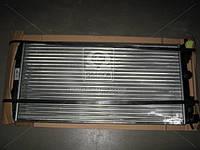 Радиатор охлаждения SKODA Rapid 12- MT/AT (пр-во VALEO) 701522