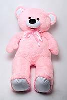 Мягкая игрушка Мишка 140 см розовый