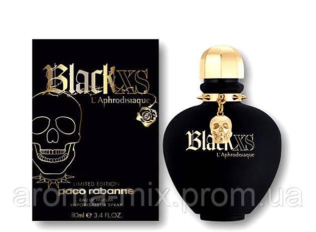 Paco Rabanne Black XS L'Aphrodisiaque for Women - женский парфюм