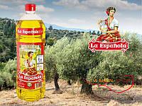Оливковое масло La Española 0.4, 1л.