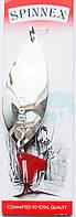 Блесна Spinnex Alga 15g (silver)