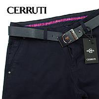 Тканевые джинсы CERRUTI